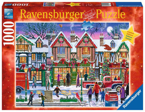 Christmas in the Square 1000pc box