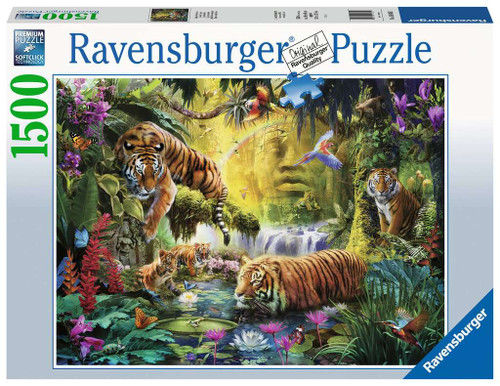 Tranquil Tigers 1500pc box