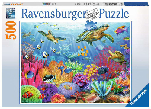 Tropical Waters 500pc box