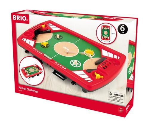 Pinball Challenge Brio box