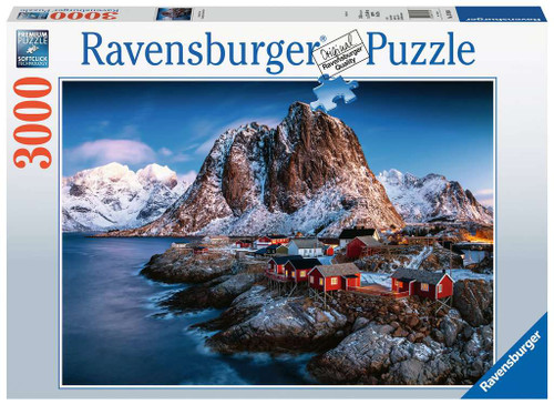 Hamnoy, Lofoten 3000pc box