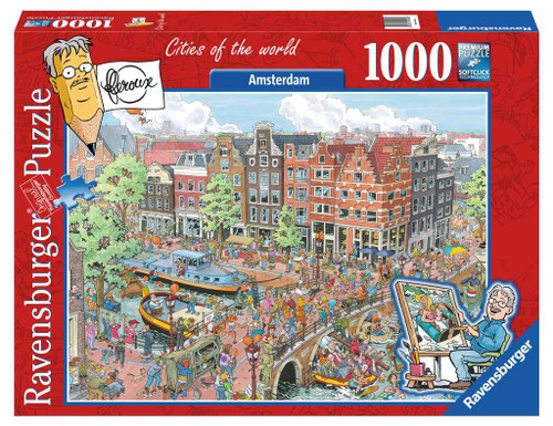 Amsterdam 1000pc box
