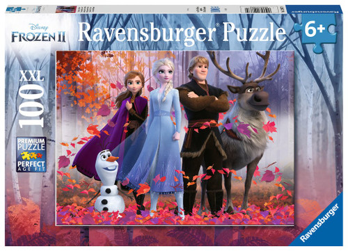 Magic of the Forest Frozen XXL 100pc box