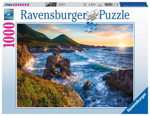 Big Sur Sunset 1000pc box