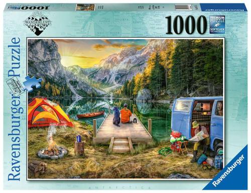 Calm Campsite 1000pc box