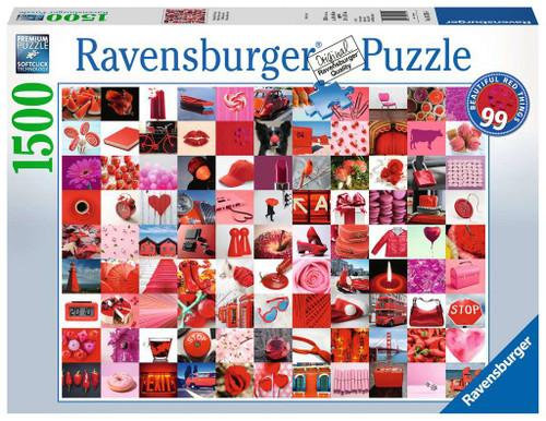 99 Beautiful Red Things 1500pc box