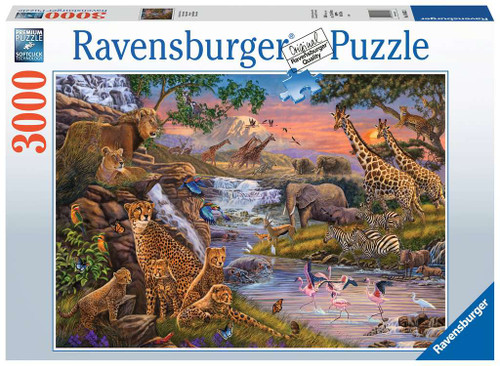 Animal Kingdom 3000pc box
