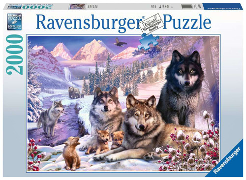 Wolves 2000pc box