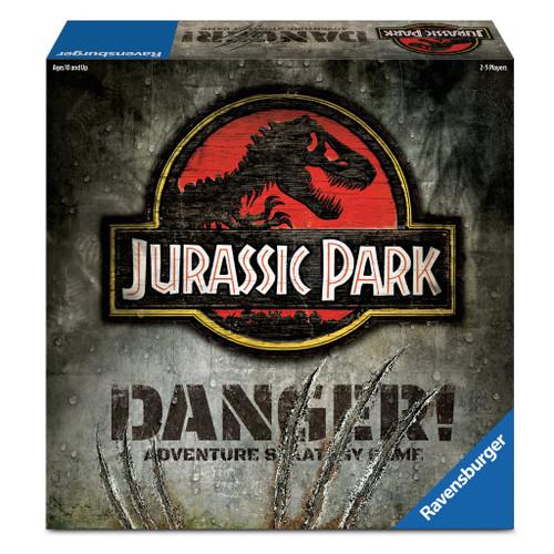 Jurassic Park Danger Game