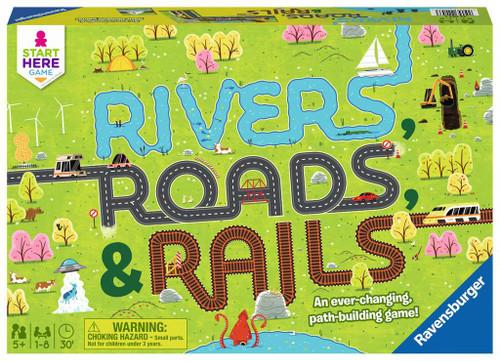 Rivers, Roads, & Rails