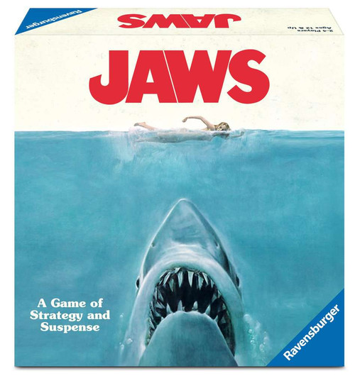 Jaws (the movie) game