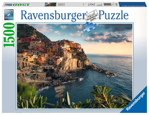 Cinque Terre Viewpoint 1500pc box
