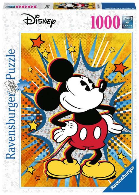 Retro Mickey 1000pc box
