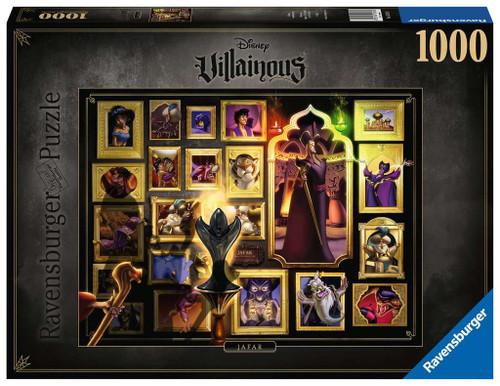 Villainous: Jafar 1000pc box