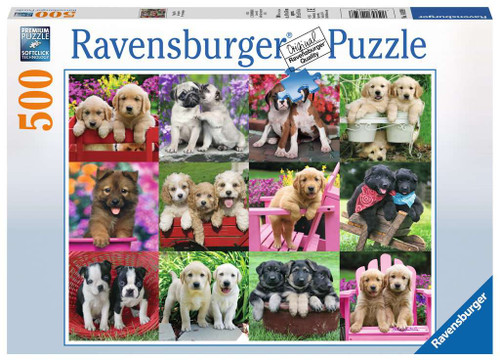 Puppy Pals 500pc box