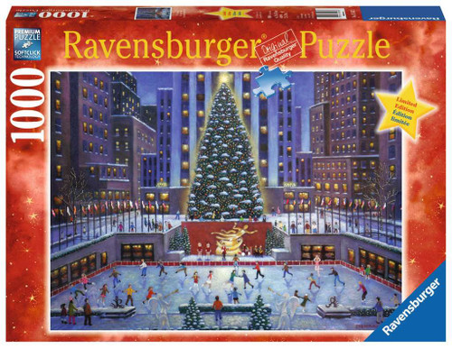 NYC Christmas 1000pc box