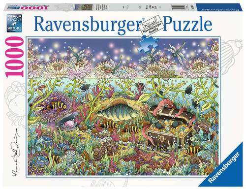 Underwater Kingdom 1000pc box