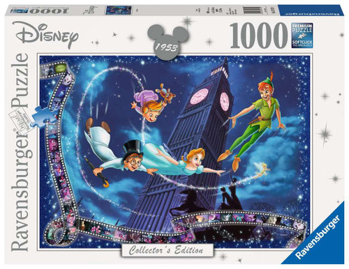 Peter Pan Disney Classics 1000pc box