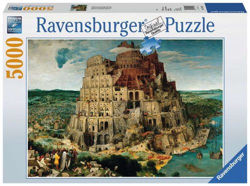 Tower of Babel 5000pc box