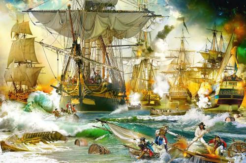 Battle on the High Seas 5000pc image
