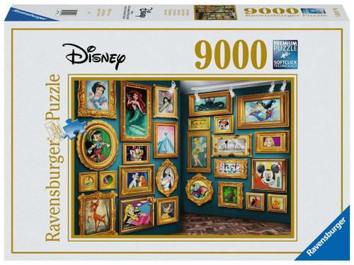 Disney Museum 9000pc box