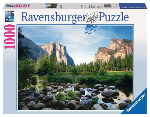 Yosemite Valley 1000pc box
