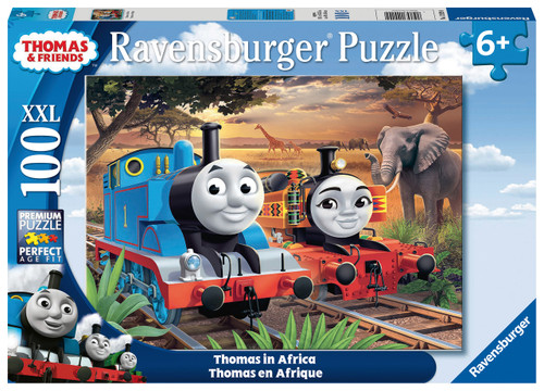 Thomas in Africa 100pc box
