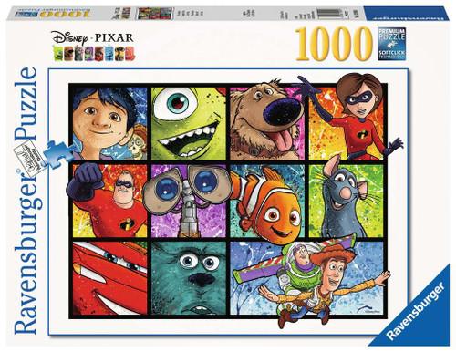 Pixar Splatter Art 1000pc box