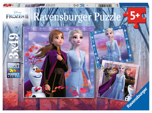 Frozen 3x49pc box
