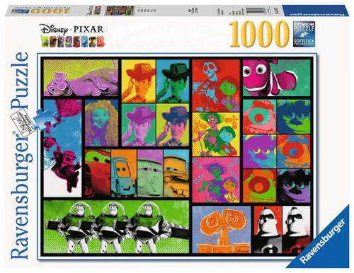 Pixar Pop Art 1000pc box