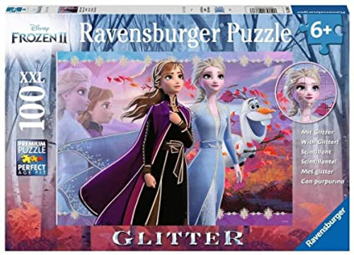 Strong Sisters Frozen Glitter 100pc box
