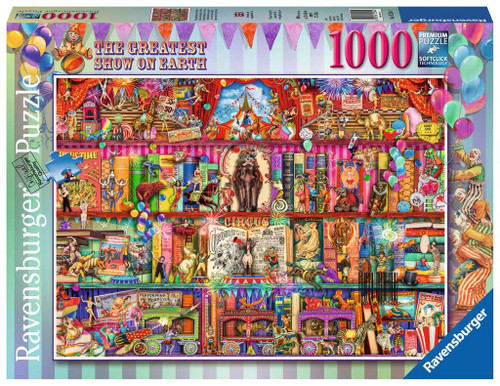 The Greatest Show on Earth 1000pc box