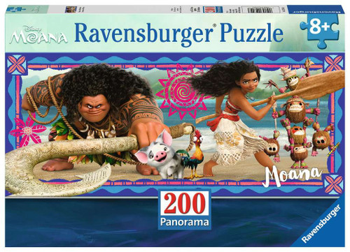 Moana's Adventure 200pc Panorama (Sold Out)
