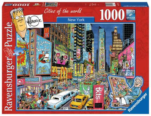 New York 1000pc box