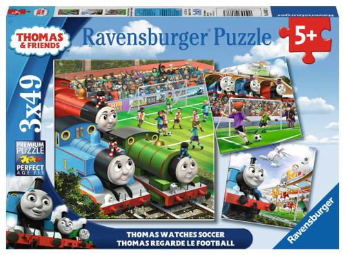 Thomas Watches Soccer 3x49pc box