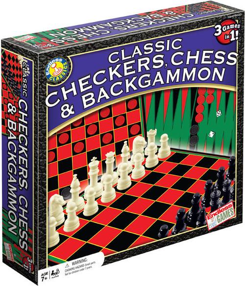 Chess / Checkers / Backgammon