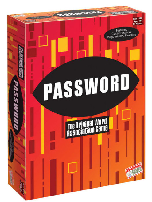 Password (2019)
