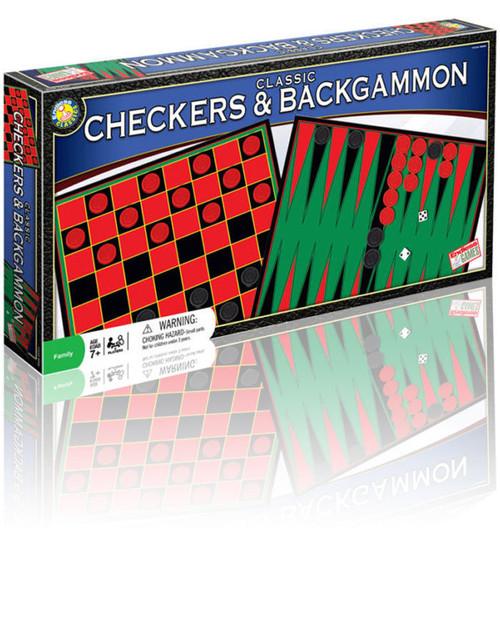 Checkers / Backgammon Classic