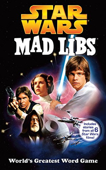 Star Wars Mad Libs (