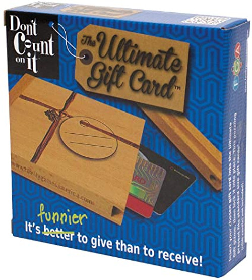 Don't Count On It - Gift Card