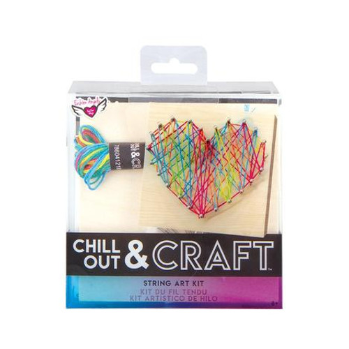 TT String Art Chill Out & Craft Kit