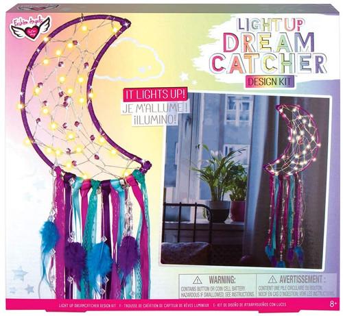 Light-Up Dream Catcher Design Kit