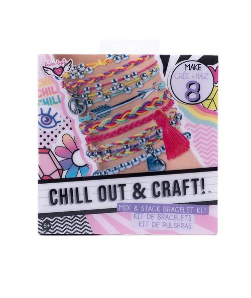 TT Mix & Stack Bracelets Chill Out & Craft