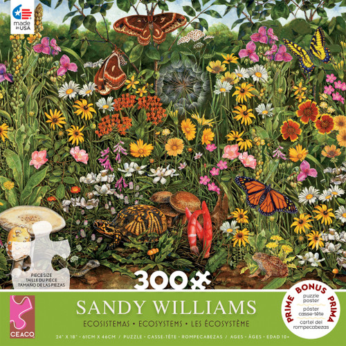 Turtle Garden 300pc box