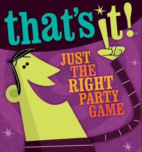 That's It! (port-a-party)