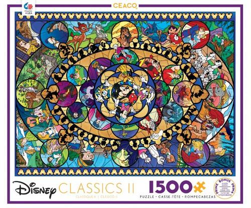Disney Classics II 1500pc box