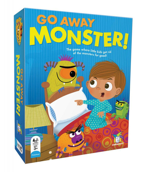 Go Away Monster! (2016)