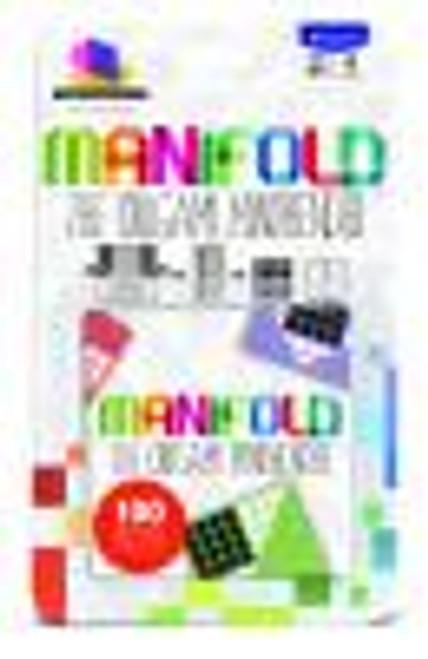 Manifold origami puzzle