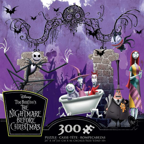Nightmare Before Christmas 300pc assort