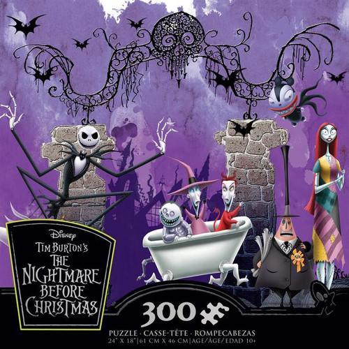 Nightmare Before Christmas 300pc assort